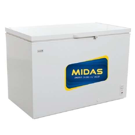 Congelador Midas 252 Litros - 0