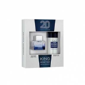 Kit perfume ab king seduction
