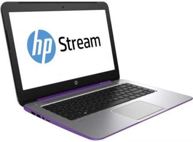 "Notebook hp stream 14""-ds0035n - 0"