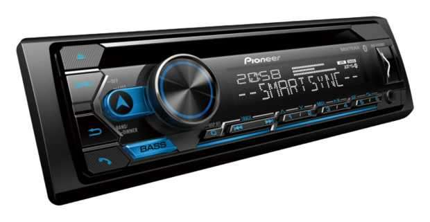 AUTORADIO PIONEER 4250 BT - 0