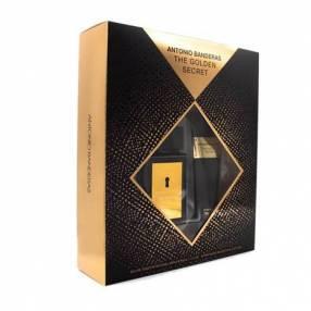 Kit perfume ab golden secret