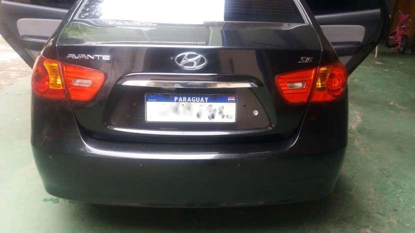 Hyundai Avante 2006 diésel mecánico - 0