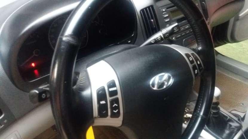Hyundai Avante 2006 diésel mecánico - 7