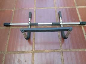 Barra para ejercicio
