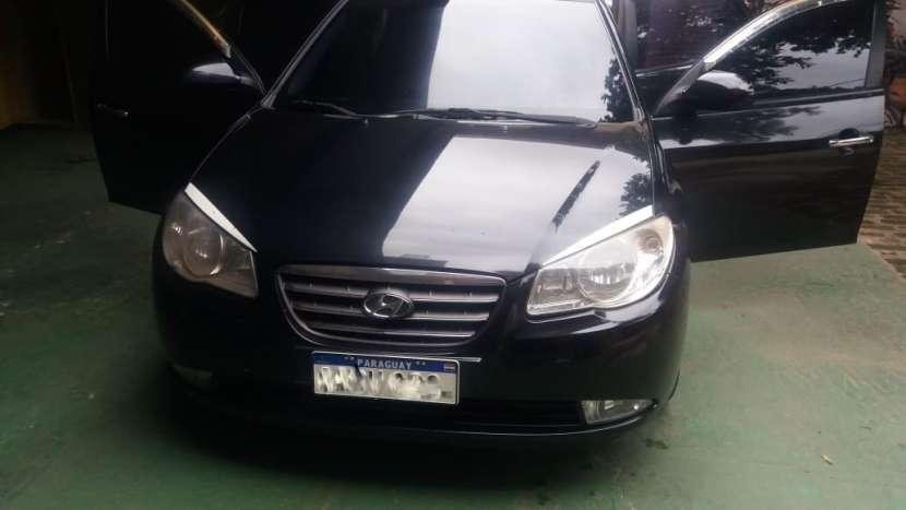 Hyundai Avante 2006 diésel mecánico - 3