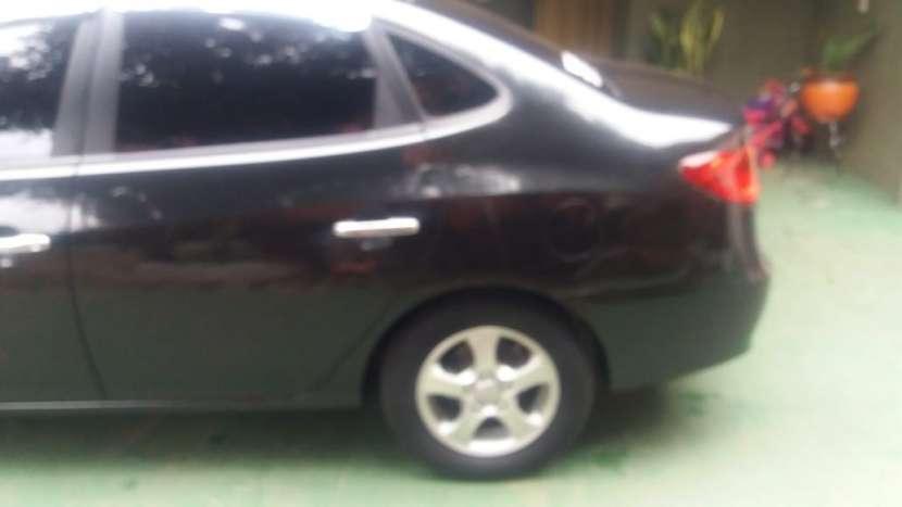Hyundai Avante 2006 diésel mecánico - 8