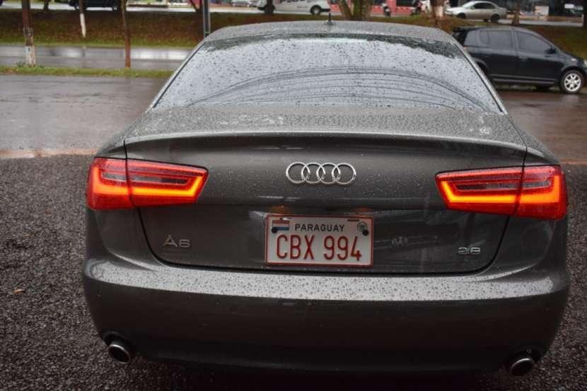 Audi A6 2012 motor v6 2.8 naftero automático - 3