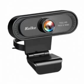 Cámara web Kolke 1080P FHD/USB 2.0 KEC-486