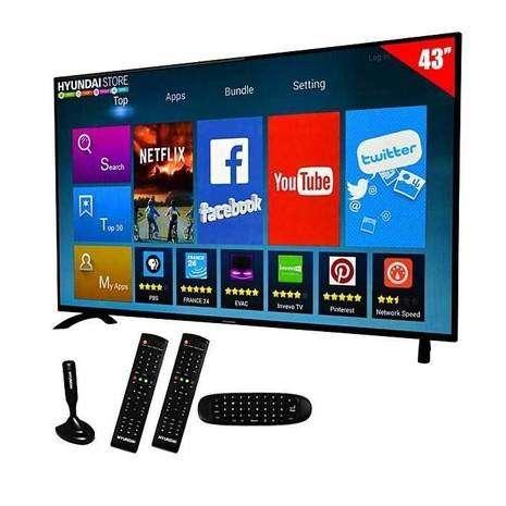 Televisor hyundai led smart 43 - 0