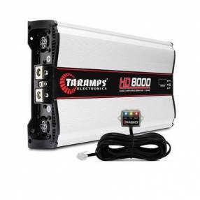 Amplificador taramps hd/md 800