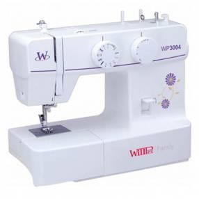Maquina de coser willpex 3004
