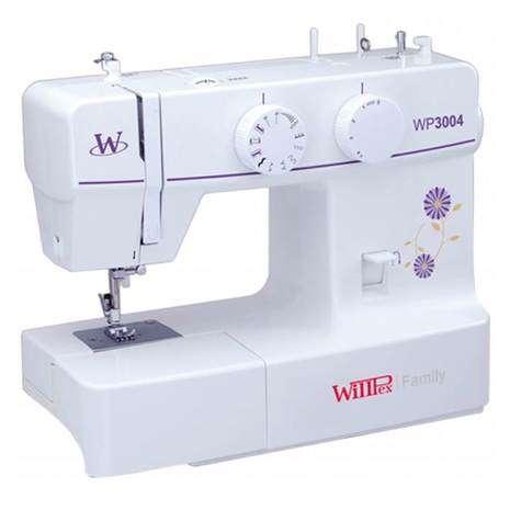 Maquina de coser willpex 3004 - 0
