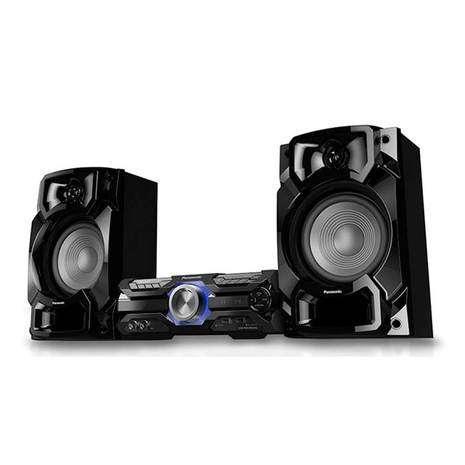 Equipo de sonido panasonic akx - 0