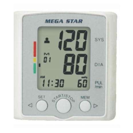 Toma presión digital ht520 - 0