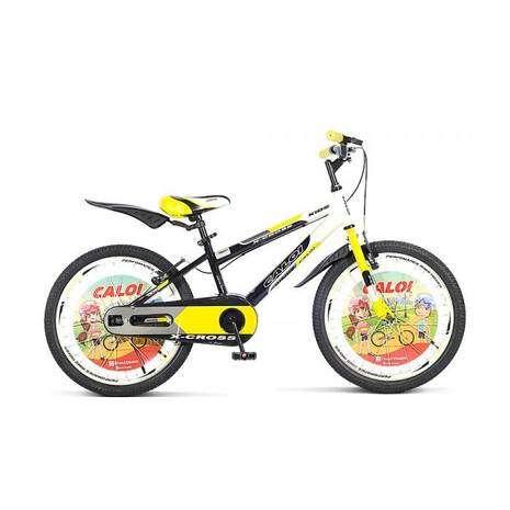 Bicicleta caloi zig cross - 0