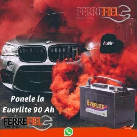 Batería Everlite de 90 Ah - 0