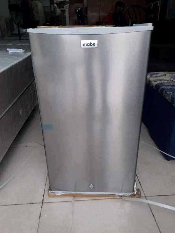 Frigobar Mabe inox - 0