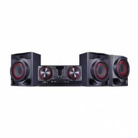 Equipo de sonido lg cj45 8640