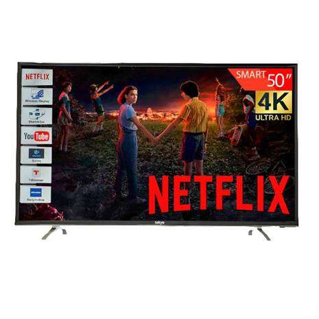 Tv tokyo smart 4k uhd 50 air m - 0