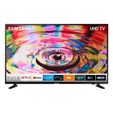 Televisor samsung smart uhd 4k - 0