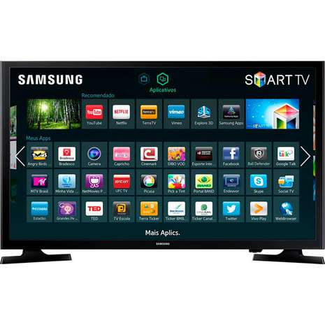 Televisor samsung led 43 smart - 0