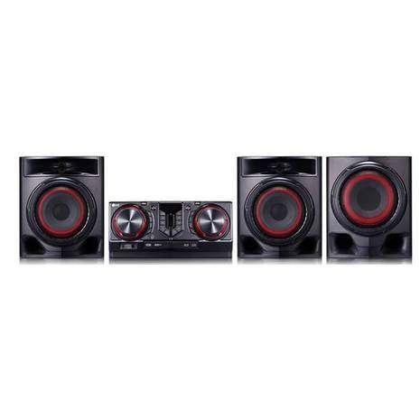 Equipo de sonido lg cj45 8640 - 3
