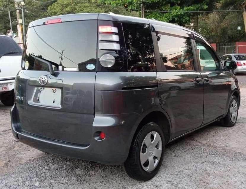 Toyota Sienta 2007 - 1