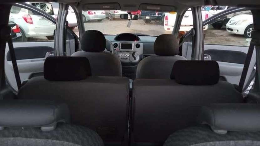 Toyota Sienta 2007 - 3