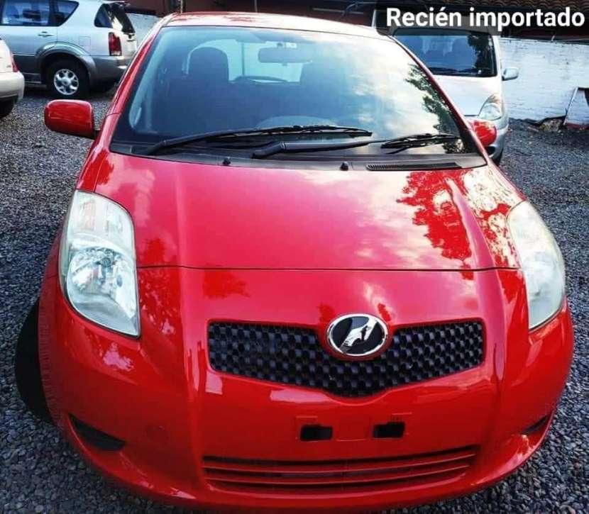 Toyota New Vitz 2005 - 4