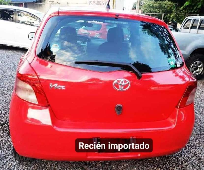Toyota New Vitz 2005 - 5