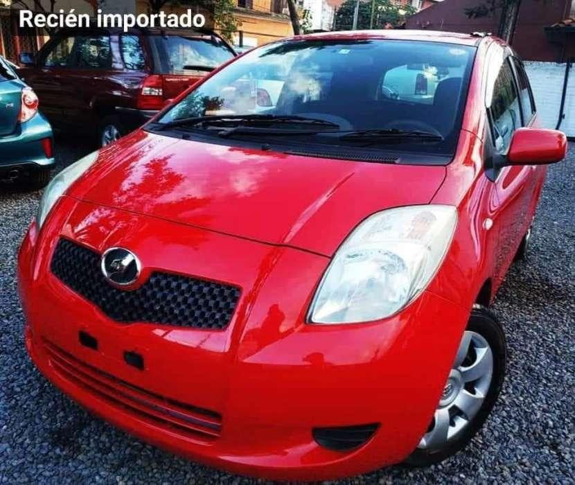Toyota New Vitz 2005 - 6