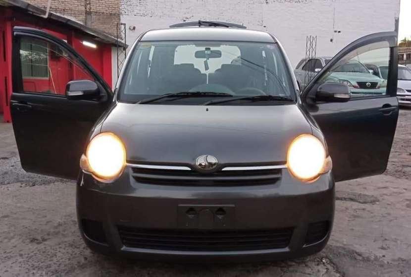 Toyota Sienta 2007 - 8