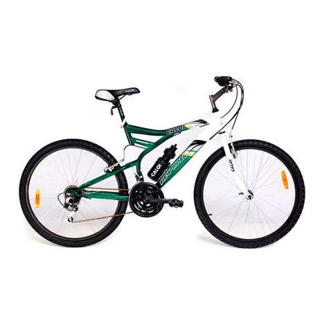 "Bicicleta caloi new rider 24"" - 0"