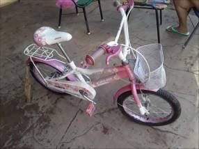 Bicicleta Caloi Sofi para nena aro 16