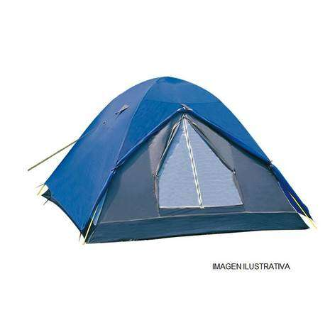 Camping para 5 personas - 0