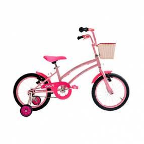 Bicicleta caloi ceci/sofi 16