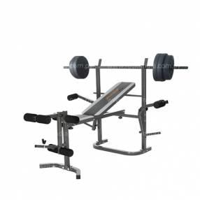 Banco de pesas fitness evoluti