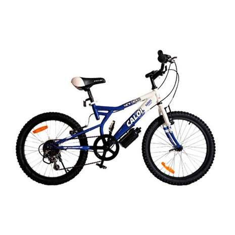 "Bicicleta caloi new rider 20"" - 0"