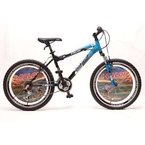 Bicicleta caloi rider sport - 0