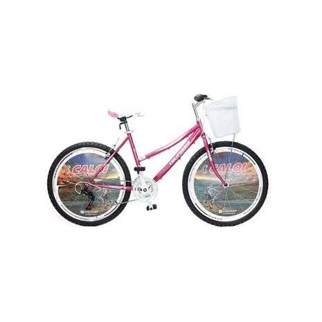Bicicleta caloi california 26 - 0