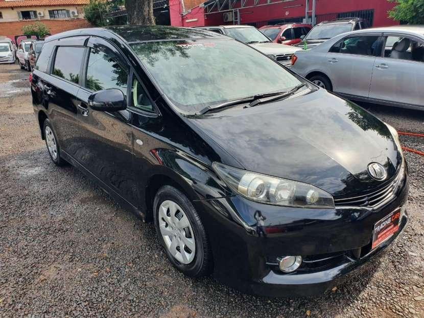 Toyota New Wish 2011 - 0