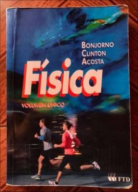 Bonjorno Clinton Acosta Física volumen único