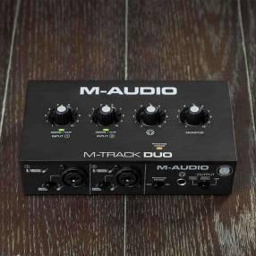 Interfaz M-Track Duo