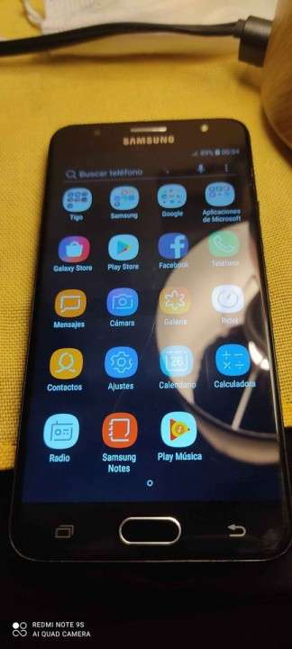 Samsung Galaxy J7 Prime impecable - 0