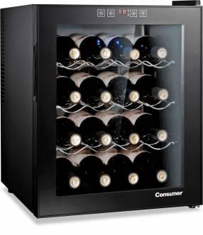 Enfriador de vino16 botellas botellas consumer (20028)
