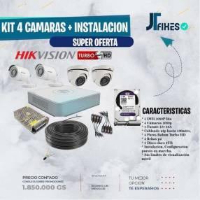 CCTV para tu hogar u negocio