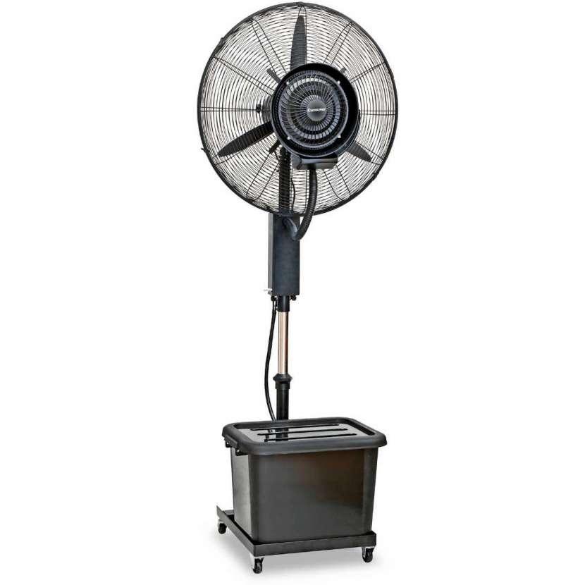 Ventilador humificador de pie consumer (20019) - 0