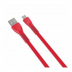 Cable kolke usb am a micro usb rojo kcc-1374 (10103)