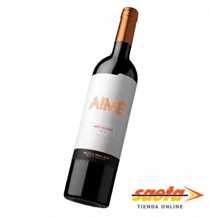 Vino Aime Ruca Malen Red Blend 750 ml - 1