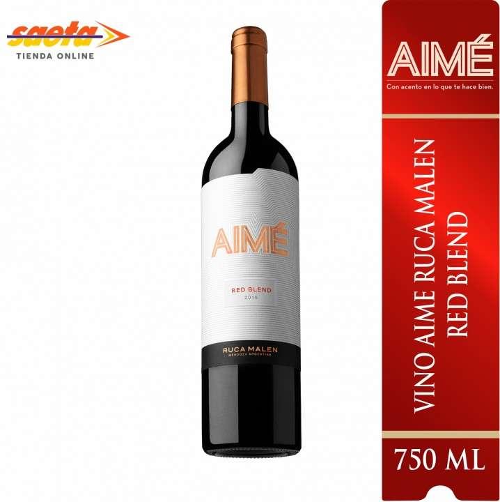 Vino Aime Ruca Malen Red Blend 750 ml - 0